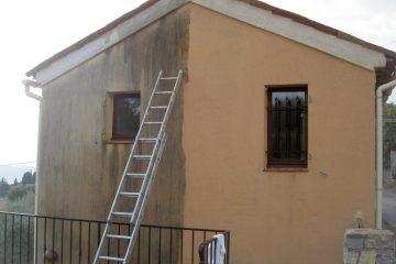ELECTROFORMA nettoyage façade